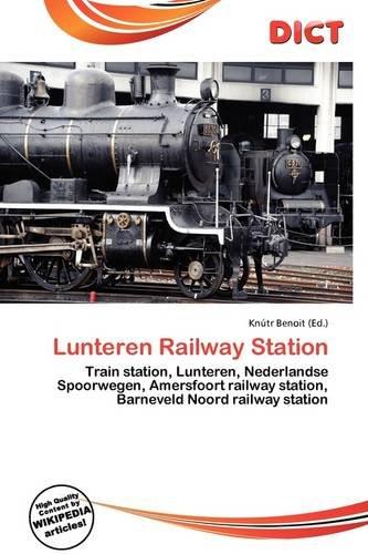 Lunteren Railway Station