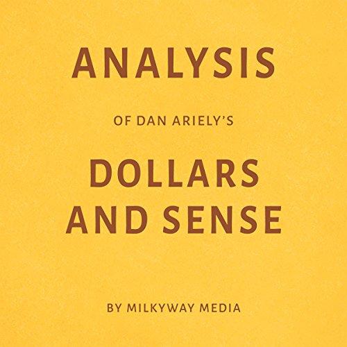 Analysis of Dan Ariely's Dollars and Sense Titelbild