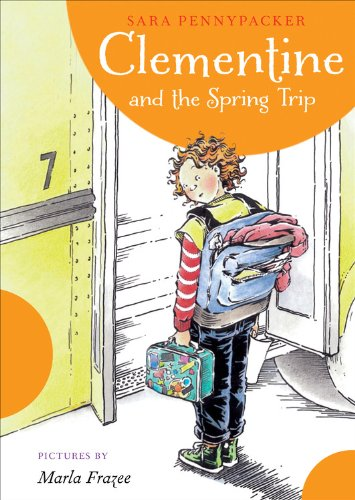 Clementine and the Spring Trip (Clementine (6))