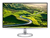 Acer H7 H277HU 27' Wide Quad HD IPS Plata pantalla para PC - Monitor (2560 x 1440 Pixeles, LED, Wide Quad HD, IPS, 2560 x 1440, 100000000:1)