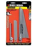 Black & Decker 74-598 Navigator Combo Set, 3-Piece