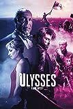 ZPDWT Ulysses: A Dark Odyssey Puzzle 1000 Piezas para Adultos Jigsaw Puzzle Educa 1000 Piezas Navidad Foto Puzzle Personalizado Rompecabezas de Madera,Navidad 75 * 50 cm