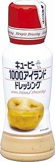 キユーピー 1000アイランドドレッシング 180ml×4本