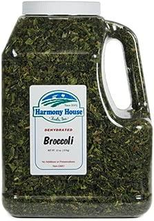 dried broccoli recipe