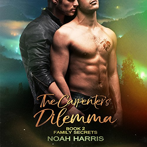 The Carpenter's Dilemma audiobook cover art