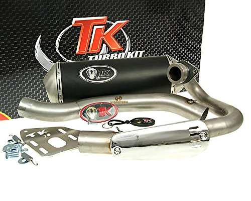 turbo kit uitlaat Quad/ATV LTZ 400 Kawasaki Kxf 400 voor Suzuki LZ
