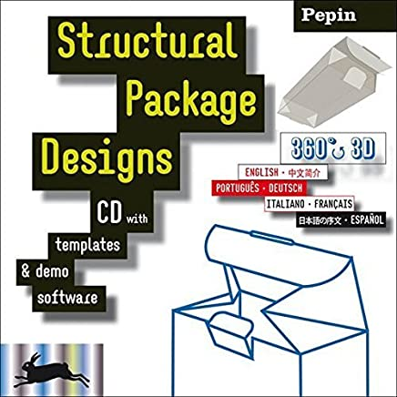 Structural Package Designs (Packaging Folding) by Pepin Van Roojen(2011-06-16)