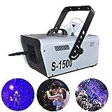 1500W Schneemaschine Professionelle Bühnen DJ Party Snowflake-Maschine mit Controller barir