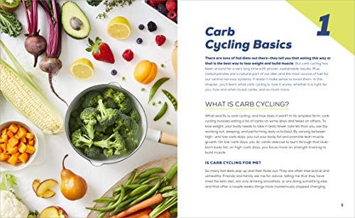 Carb Cycling for Beginners: Recipes and Exercises to Lose Weight and Build Muscle 7