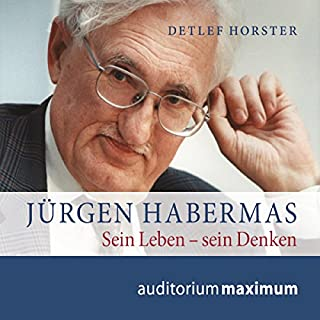Jürgen Habermas Titelbild