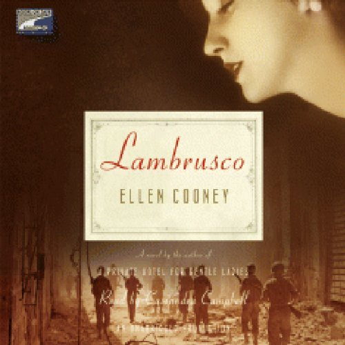 Lambrusco audiobook cover art