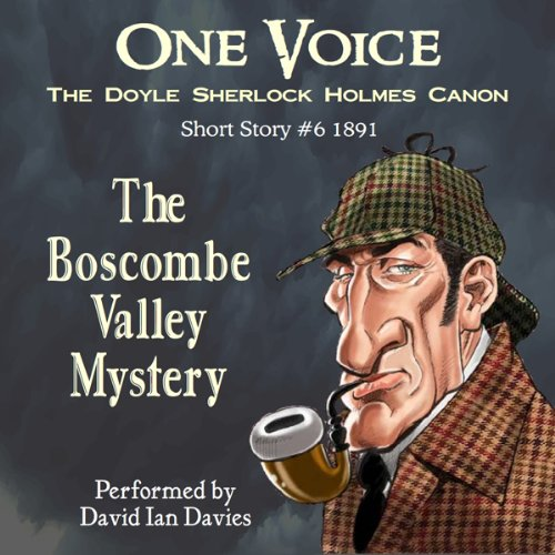 The Boscombe Valley Mystery cover art