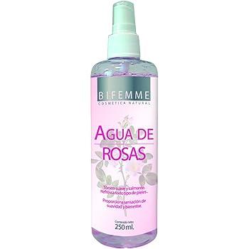 Sanon Agua de Rosas - 3 Unidades: Amazon.es: Belleza