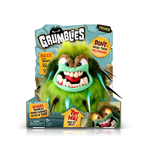 Grumblies Tremor with Light Up Eyes