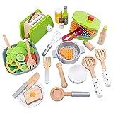 Ordes Spielhaus Spielzeug, frühkindliche Bildung Simulation Küche Spielzeug, Spielhaus-Set...