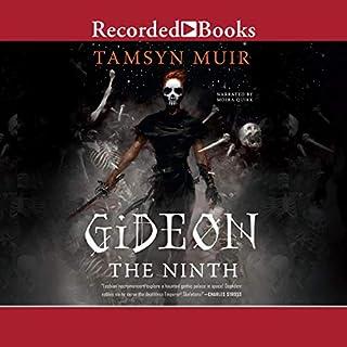 Gideon the Ninth Titelbild