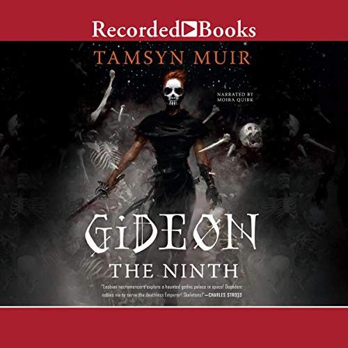 Gideon the Ninth Audiobook By Tamsyn Muir cover art