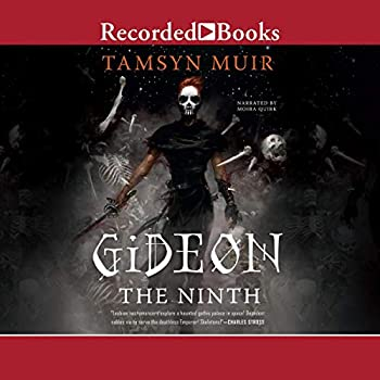 Gideon the Ninth audiobook