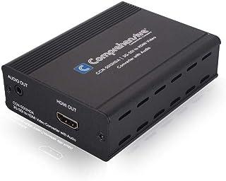 Comprehensive Pro AV/IT 3G-SDI to HDMI Video Converter with Audio