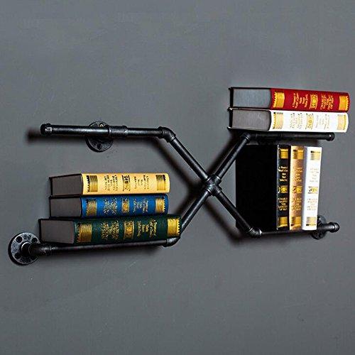 Fei Fei FEI Rekken LOFT Amerikaanse Landelijke Stijl DIY Boek Planken Meubels IJzeren Wandplank Boekenkast Plank Kunst Tentoonstelling Plank