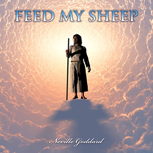 Feed My Sheep audiobook cover art