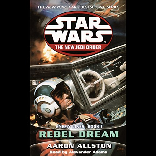 Star Wars: The New Jedi Order: Enemy Lines I: Rebel Dreams audiobook cover art