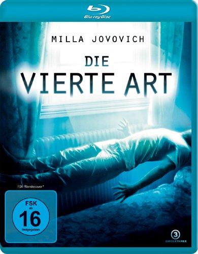Die vierte Art (Blu-ray) [Alemania] [Blu-ray]
