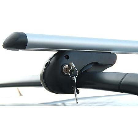 Vdp Alu Relingträger Xl135 Kompatibel Mit Vw Sharan 96 09 Dachträger Bis Abschließbar Auto