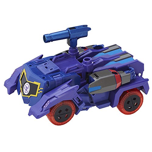 Transformers Tra Rid Warrior Soundwave Action Figure