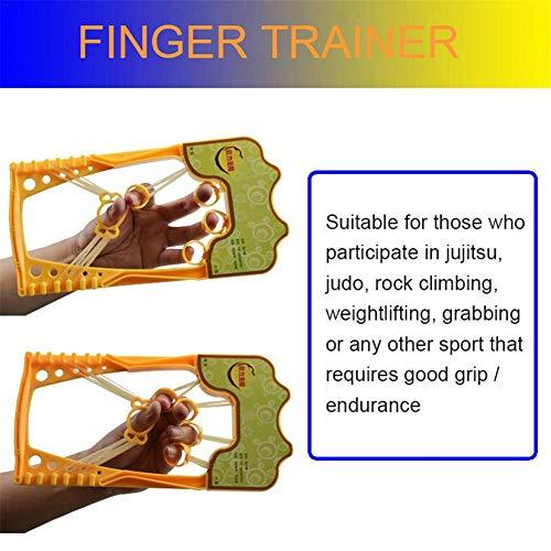 Explea Handfingerverstärker Fingertrainer zum Spielen der Harfe Klettern Training Griffübungen Gitarre Klavierübungen Practical