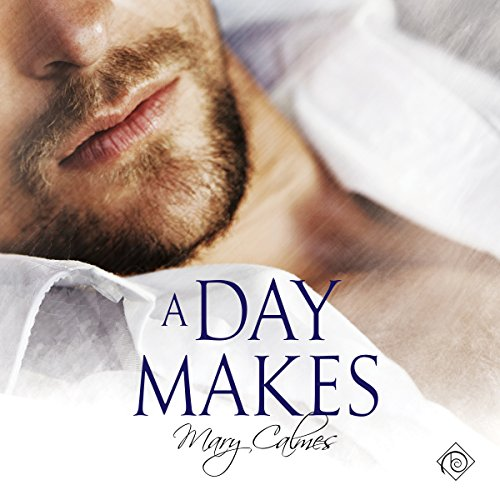 A Day Makes audiobook cover art