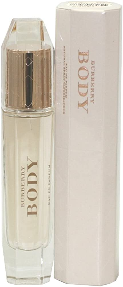 Burberry body, eau de parfum per donna,60ml, spray BURBODF0106002