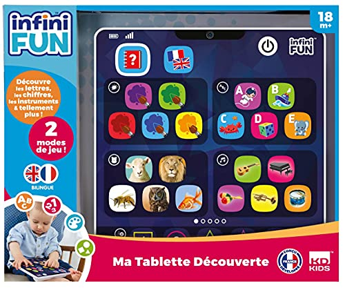 Les Tech Too- Infini Fun-Ma 1ère Tablette, S1146