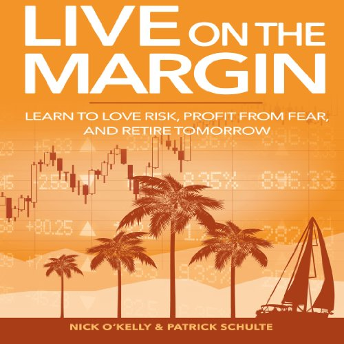 Live on the Margin audiobook cover art