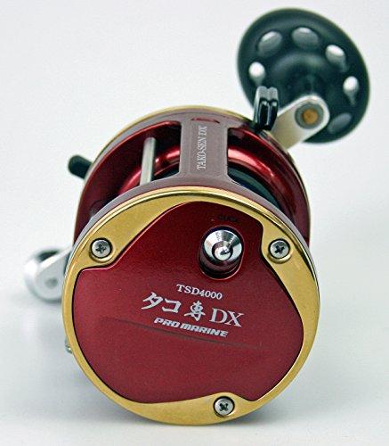 プロマリン(PROMARINE)ベイトリールTSD4000タコ専DXPE8号-50M糸付