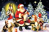 TDC Games World's Smallest Jigsaw Puzzle - Naughty or Nice