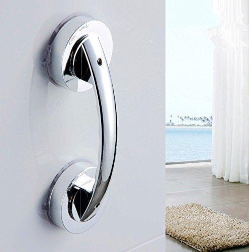 Signstek Power Super ventosa-Maniglia porta per bagno-Mini estrattore Maniglia per frigorifero
