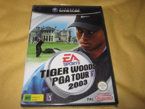 Tiger Woods Pga Tour 2003 (Gamecube)