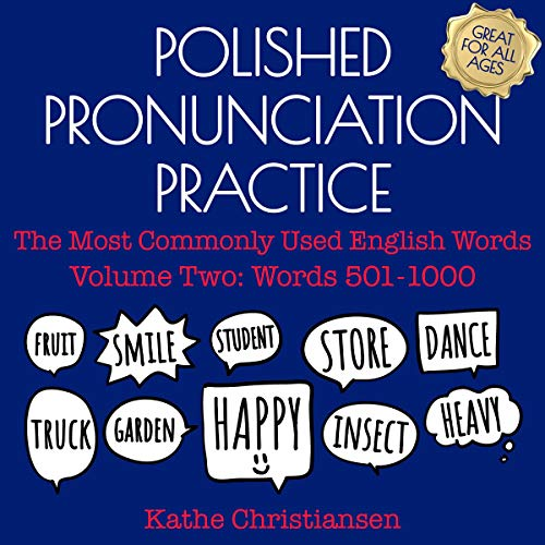 Polished Pronunciation Practice cover art