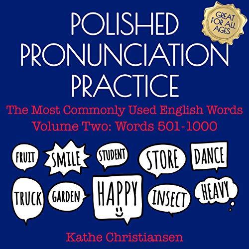 Couverture de Polished Pronunciation Practice