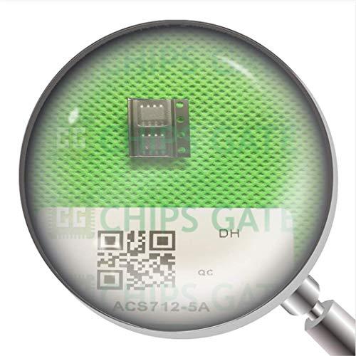 ACS712-5A Range Current Sensor Modul für Arduino, 2 Stück