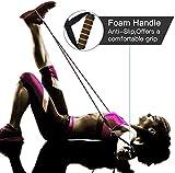 Zoom IMG-1 set di fasce resistenza fitness