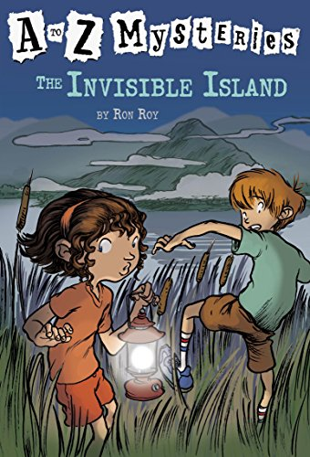 A to Z Mysteries: The Invisible Island (English Edition)