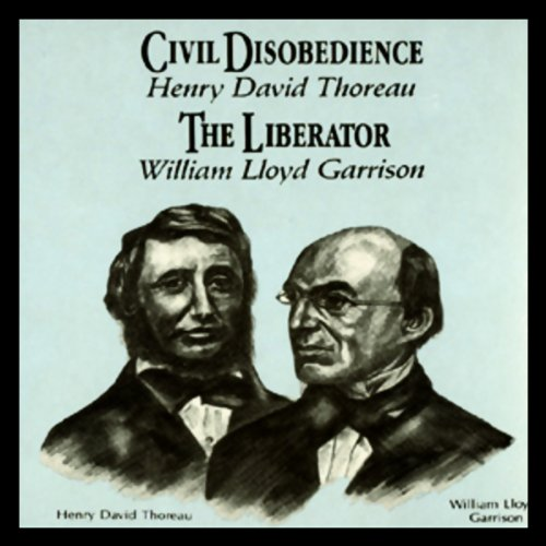 Civil Disobedience and the Liberator (Knowledge Products) Giants of Political Thought Series copertina