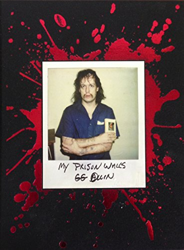 GG Allin - My Prison Walls (English Edition)