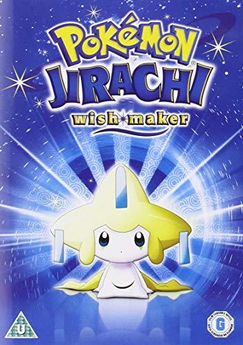 Pokemon: Jirachi Wish Maker [DVD] [Edizione: Regno Unito]