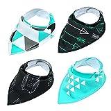 FDLFRY Collar De Bufanda para Perros, Algodón Perros para Mascotas Personas De Cuidado De La Persona Asociación De Accesorios para Mascotas Medianas,Style b,30~40cm