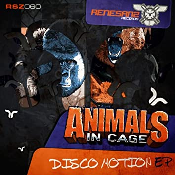 Disco Motion EP