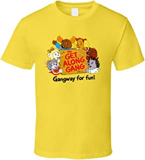 Get Along Gang 80s Cartoon T Shirt