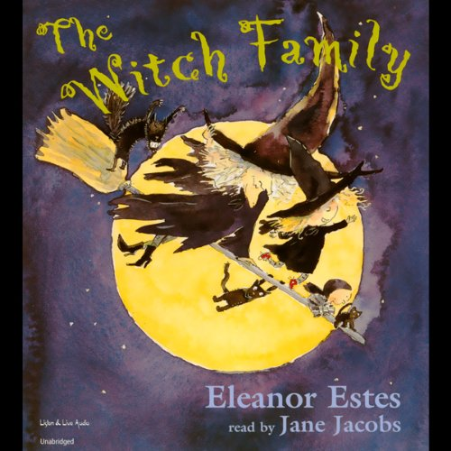 The Witch Family cover art